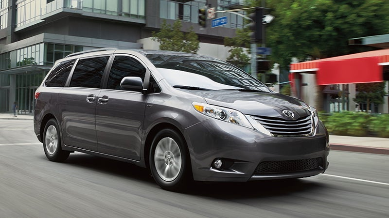 2017 Toyota Sienna Ardmore Pa