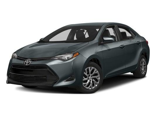 2017 Toyota Corolla Le >> 2017 Toyota Corolla Le