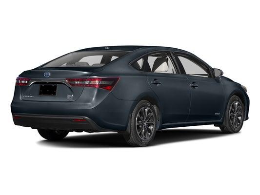 2016 Toyota Avalon Hybrid Xle Premium In Ardmore Pa