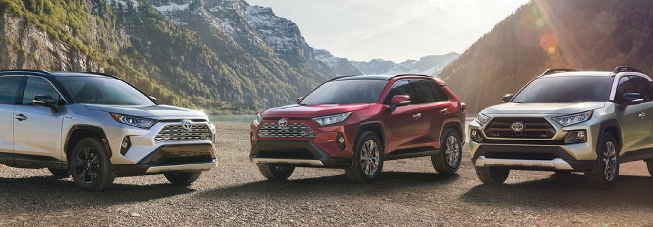 The All New 2019 Toyota Rav4 What You Should Know