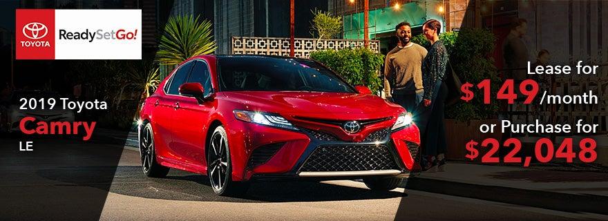Toyota Lease Deals Incentives Near Philadelphia Pa Ardmore
