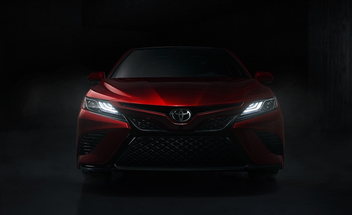 2018 Camry At Ardmore Toyota