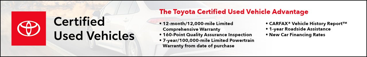 Certified Toyota Cars For Sale Near Philadelphia Pa Cpo Ardmore