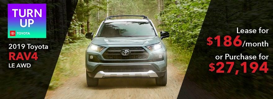 Toyota Lease Deals Specials Near Philadelphia Pa