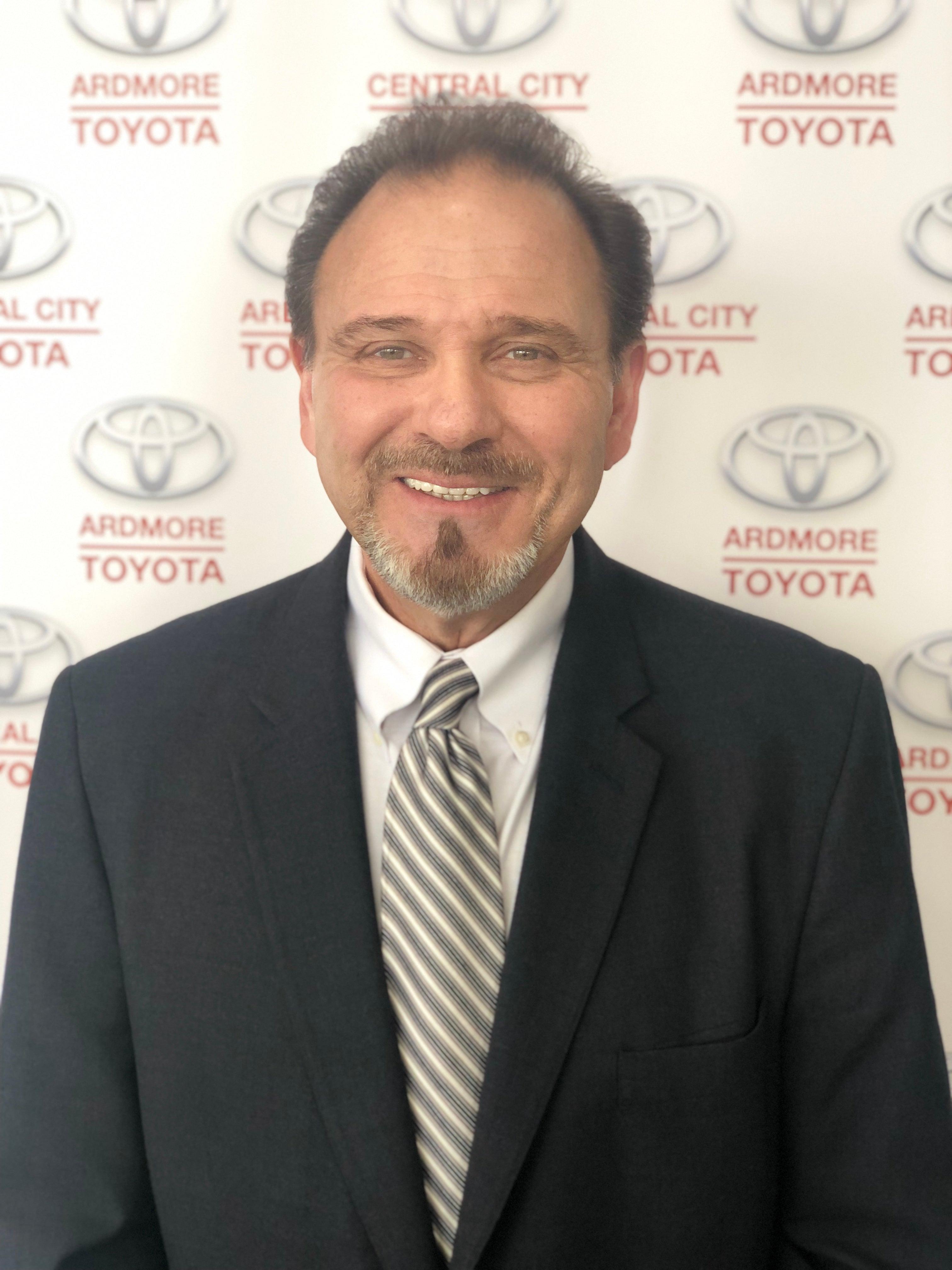 Meet Ardmore Toyota S Staff Sales Service Parts